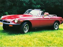Picture of '80 MGB - R13C