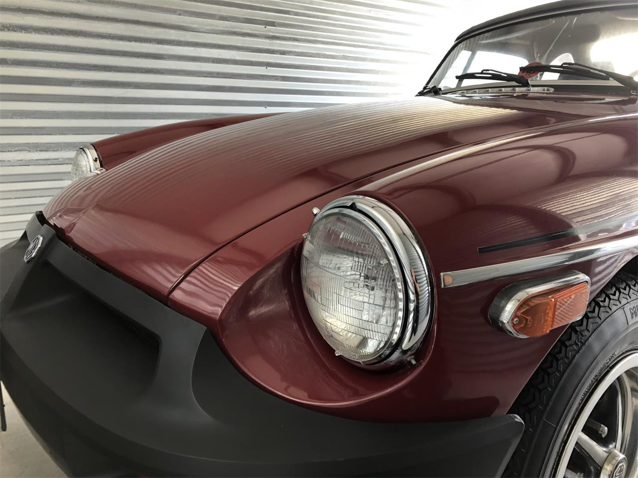 Large Picture of '80 MGB - R13C