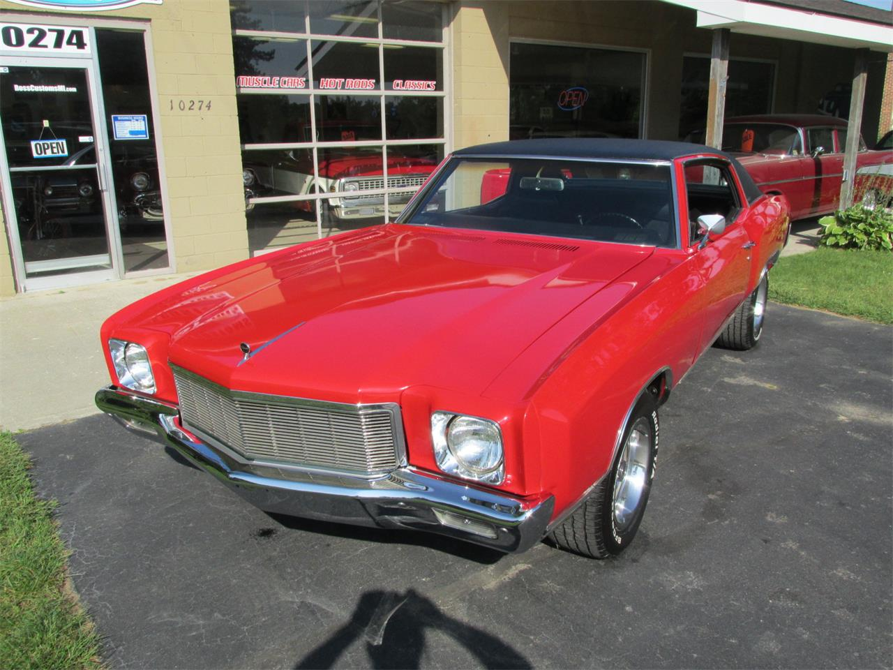 Large Picture of '71 Monte Carlo - R13E