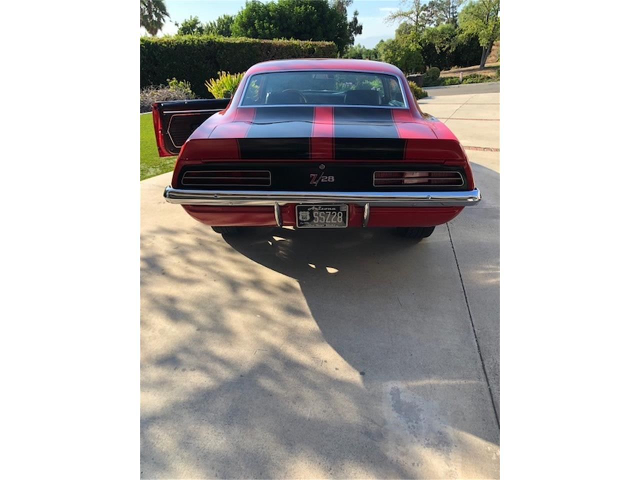 Large Picture of '69 Camaro SS Z28 - R13L