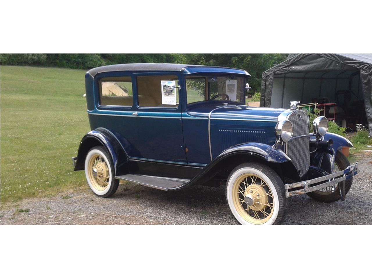 Large Picture of '31 Model A - R13M