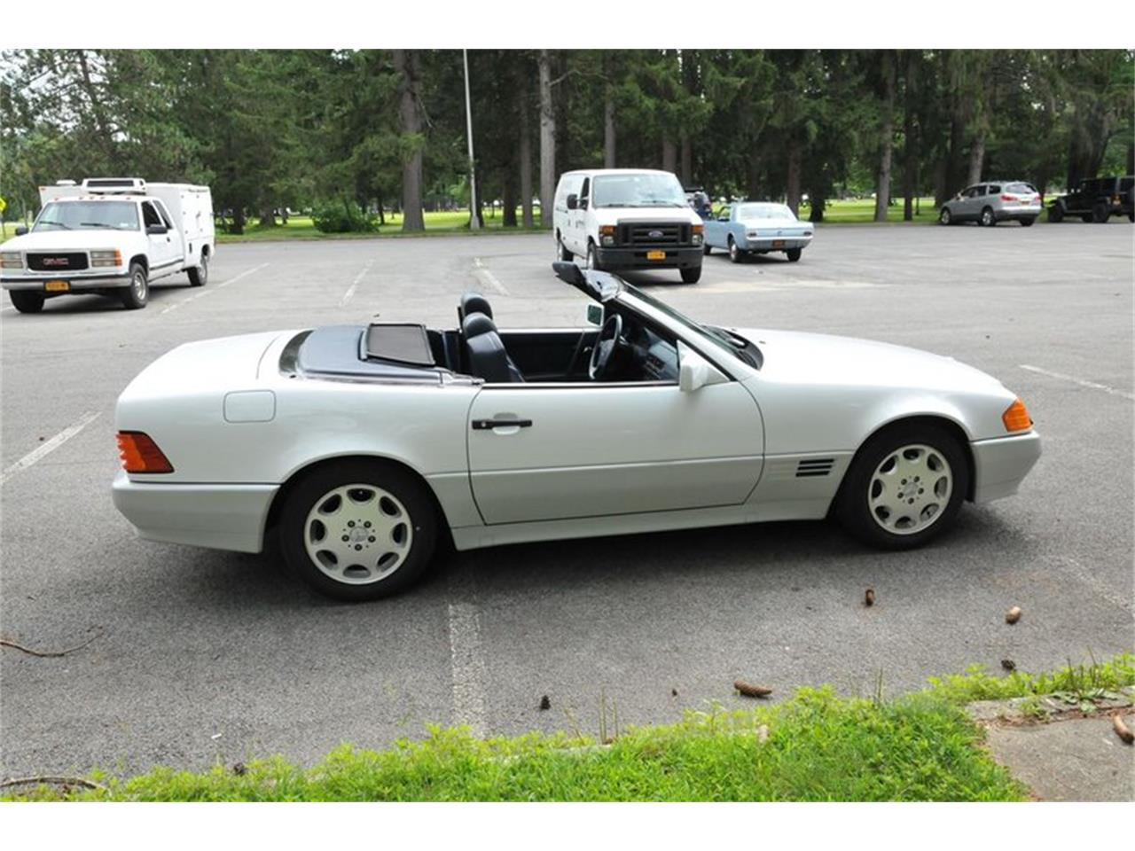 Large Picture of '92 SL500 - R13Z