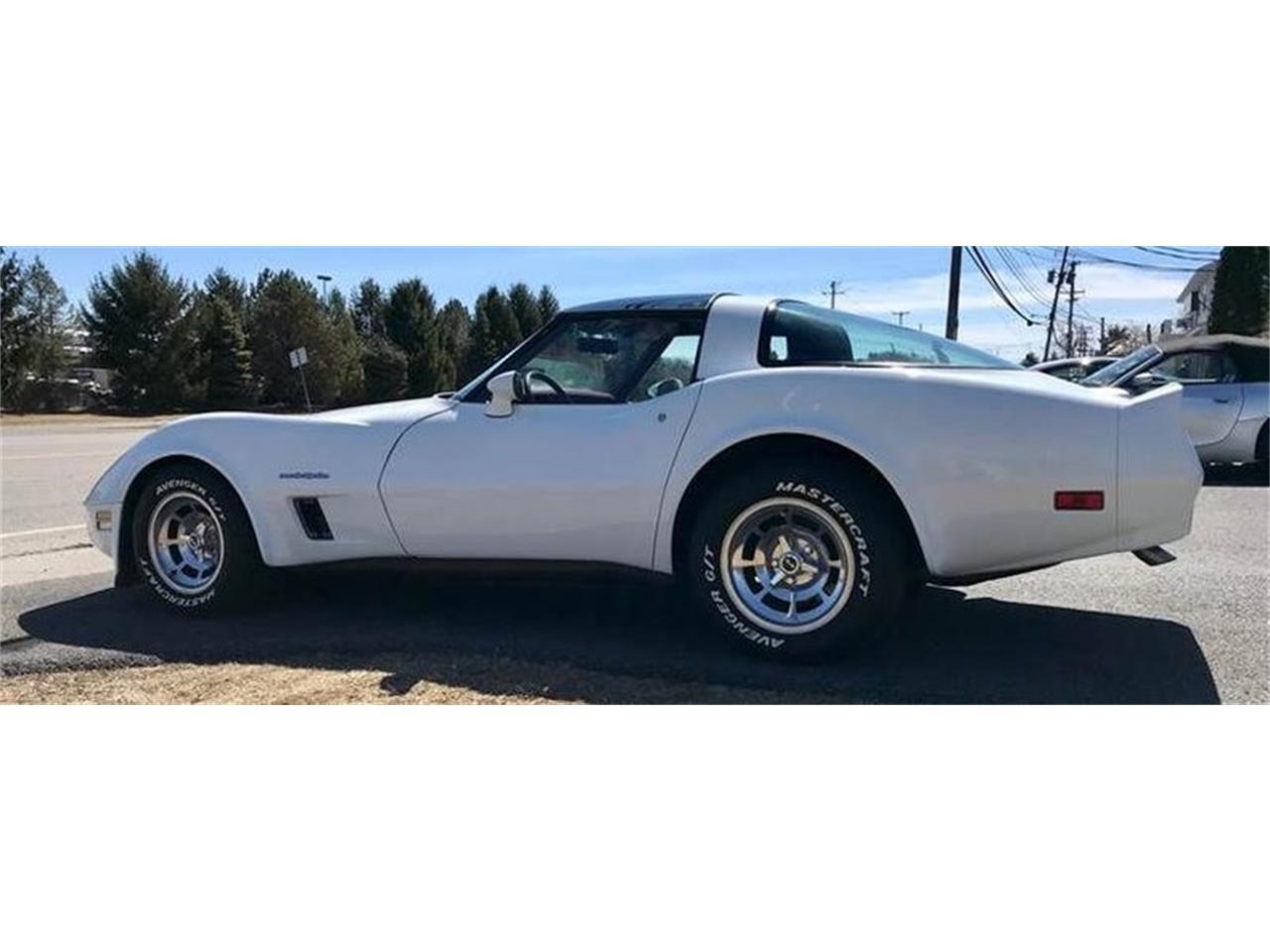 Large Picture of '82 Corvette - R14H