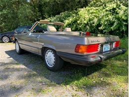 Picture of '87 560SL - R14M