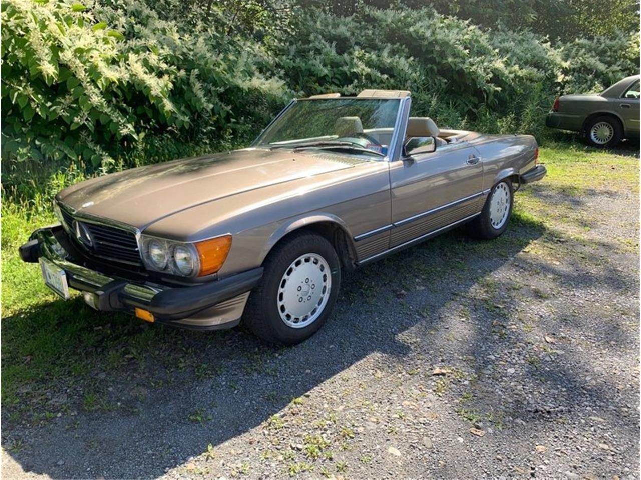 Large Picture of '87 560SL - R14M