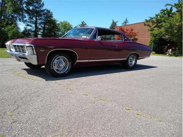 Picture of Classic '67 Caprice Auction Vehicle - R14V