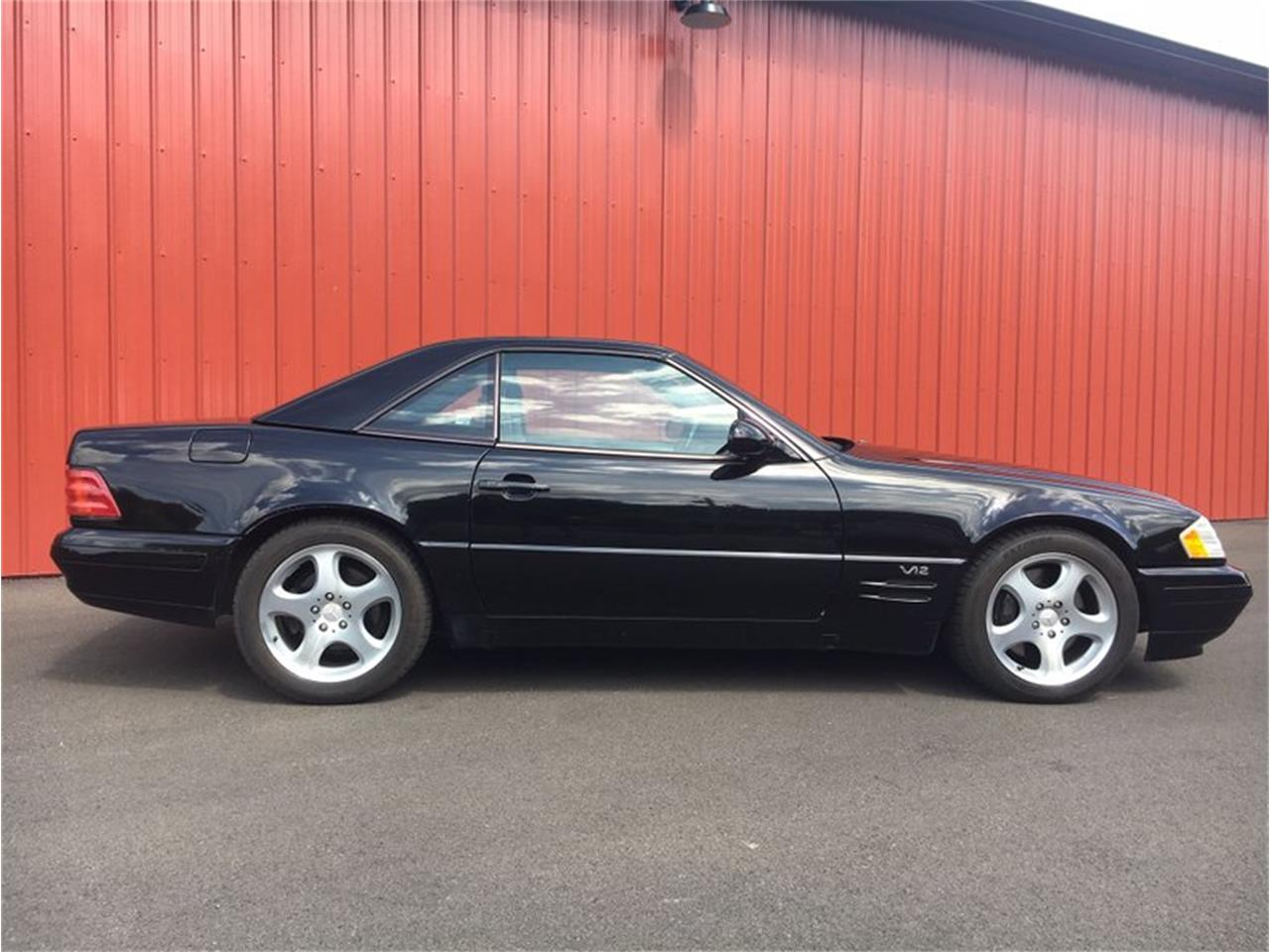 Large Picture of '99 SL600 - R161