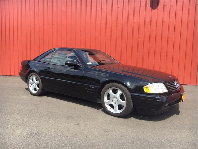 Picture of '99 SL600 - R161