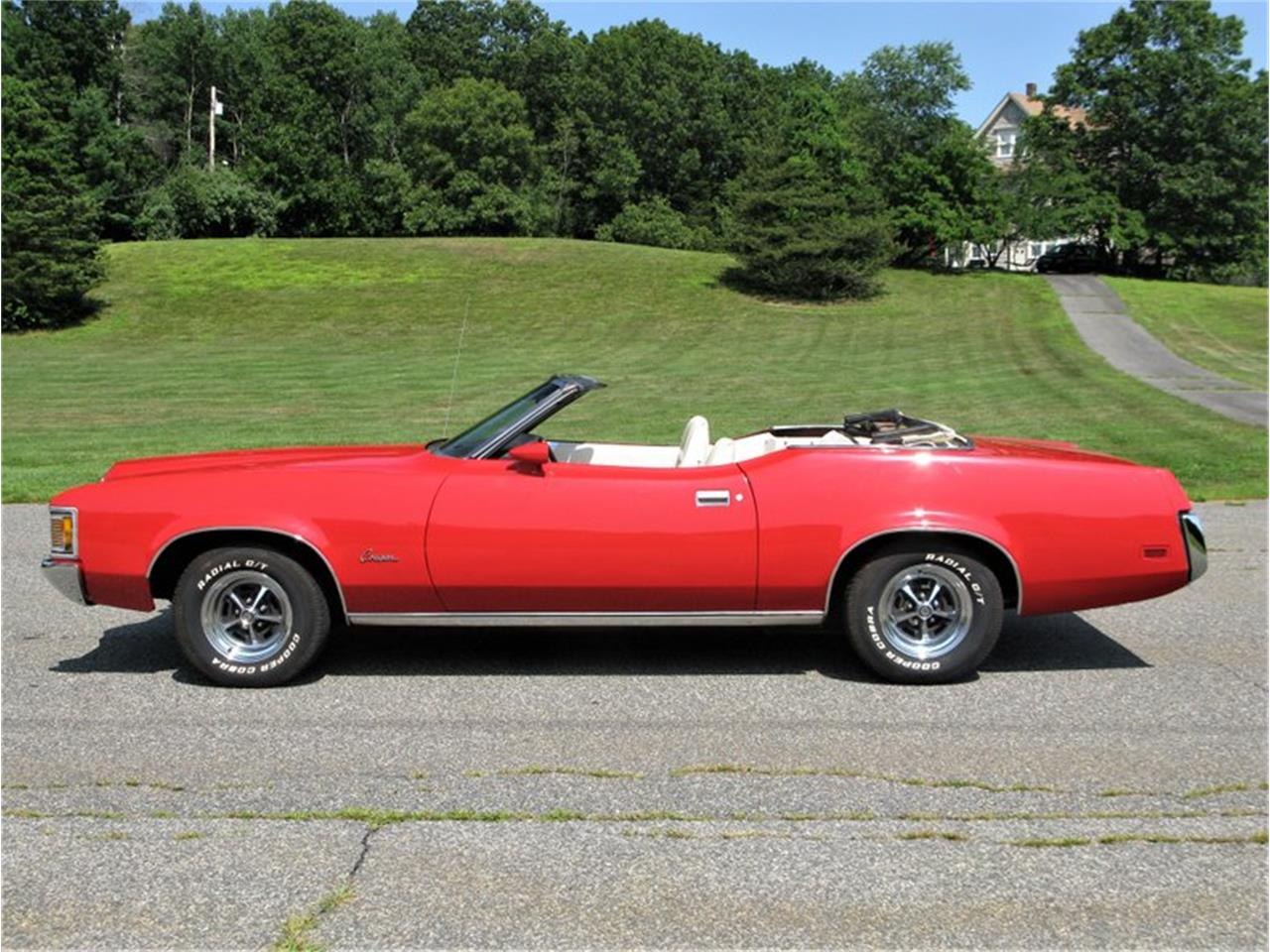 Large Picture of '71 Cougar - R167