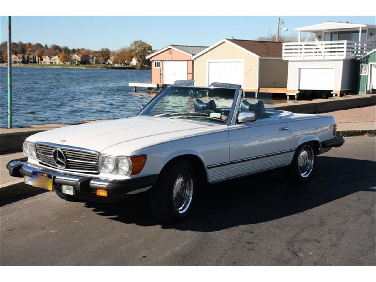 Large Picture of '78 450SL - R16J