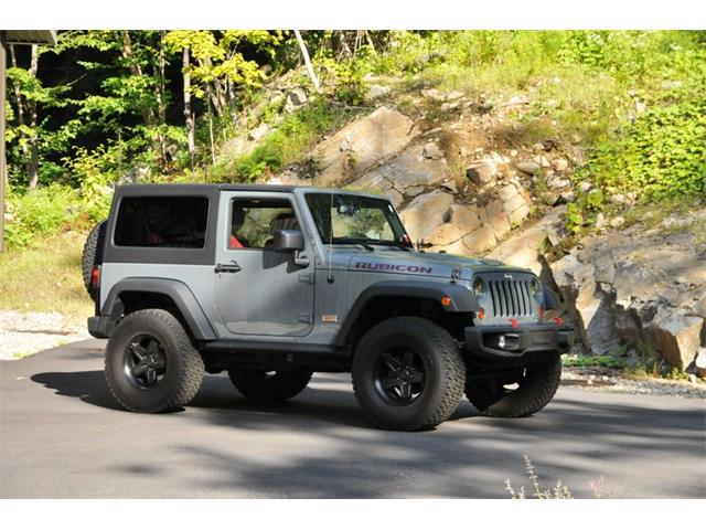 Picture of '13 Wrangler - R16O