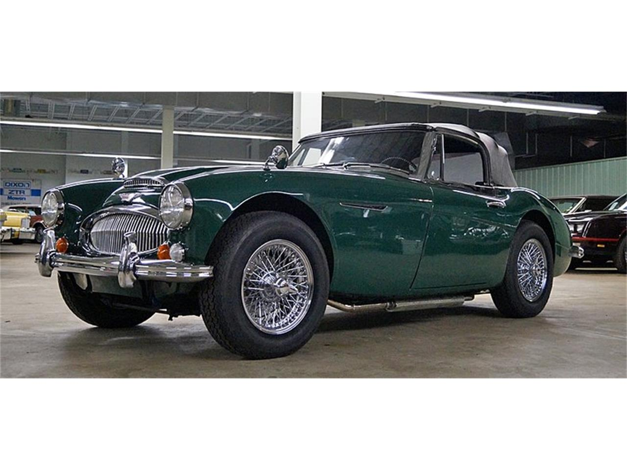 Large Picture of '67 Austin-Healey 3000 Mark III BJ8 Auction Vehicle - R16P