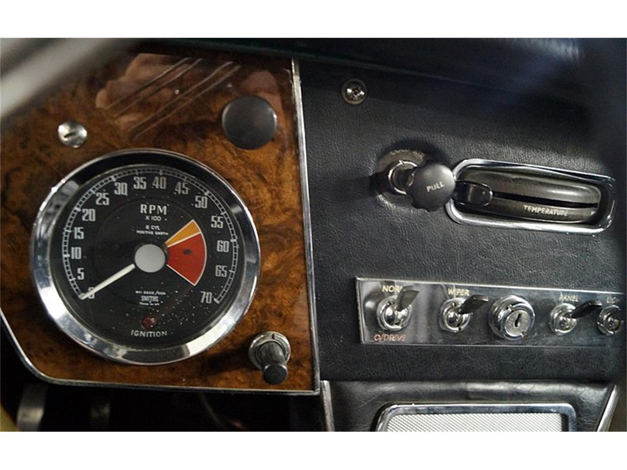 Large Picture of 1967 Austin-Healey 3000 Mark III BJ8 located in New York Auction Vehicle Offered by Saratoga Auto Auction - R16P