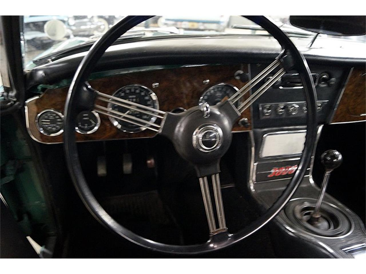 Large Picture of Classic 1967 3000 Mark III BJ8 - R16P