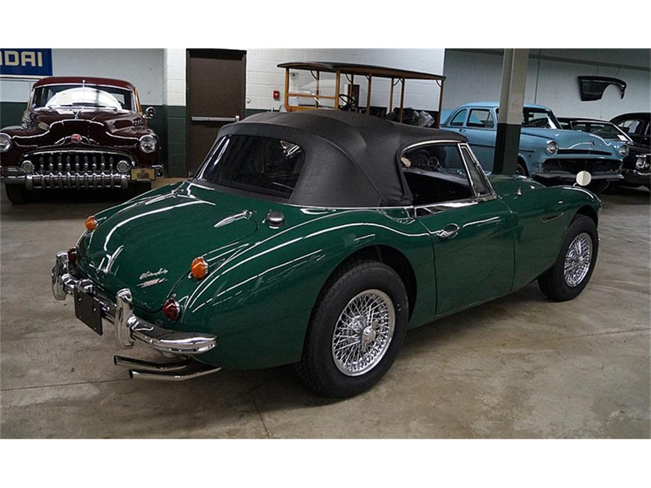 Large Picture of Classic 1967 Austin-Healey 3000 Mark III BJ8 - R16P