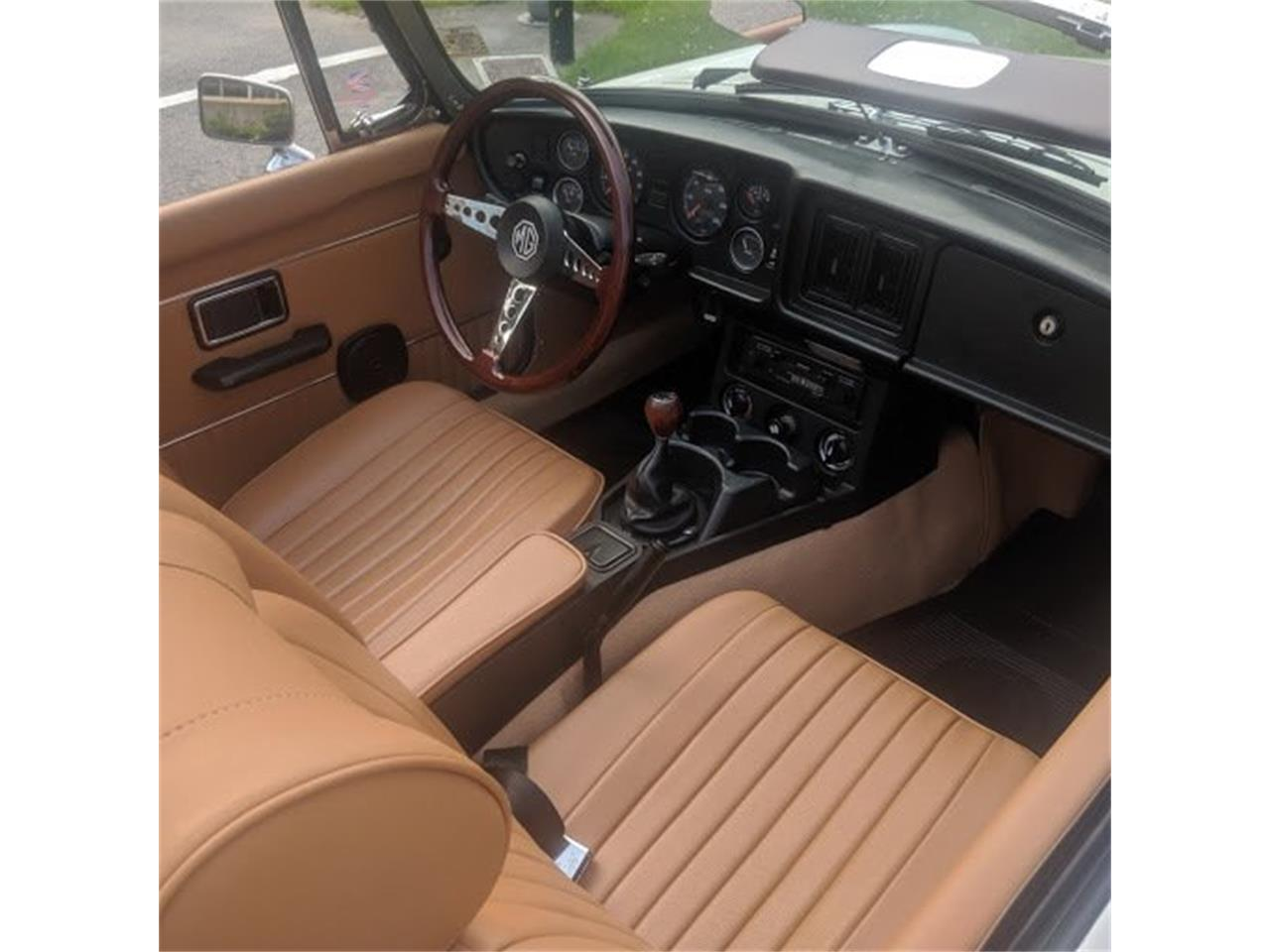Large Picture of '80 MGB - R16U
