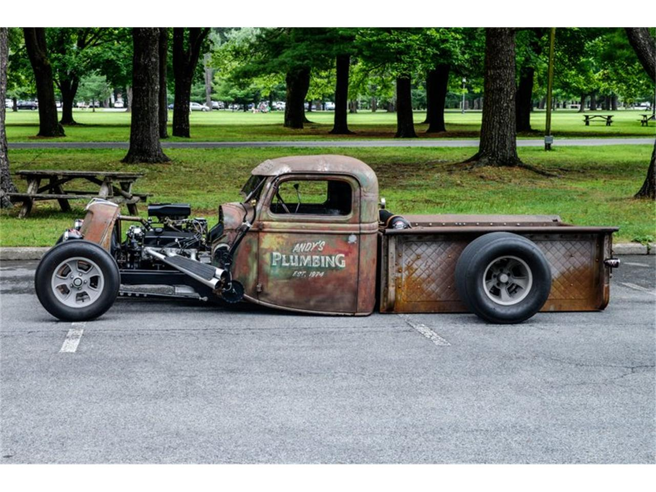 Large Picture of '36 1/2 Ton Pickup - R17A