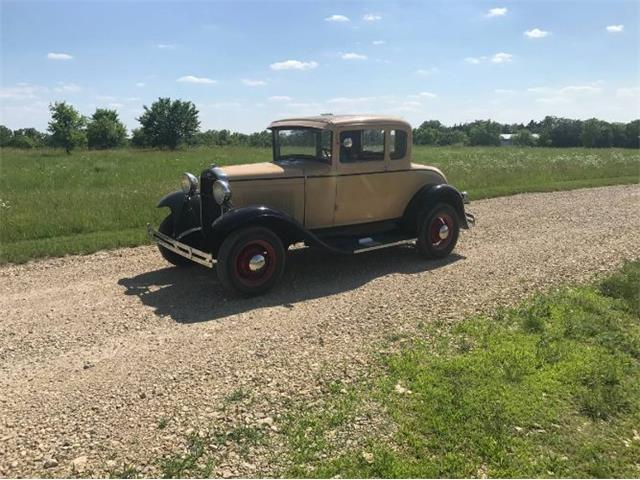 Picture of '31 Model A - R0BL