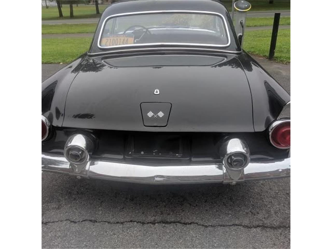 Large Picture of '55 Thunderbird - R18C