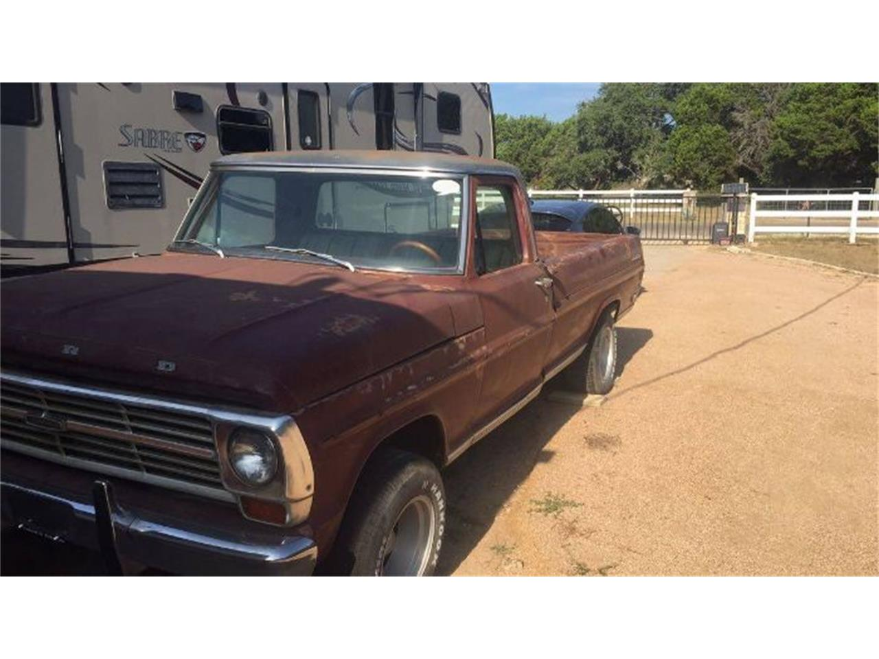 Large Picture of '69 F100 - R0BN