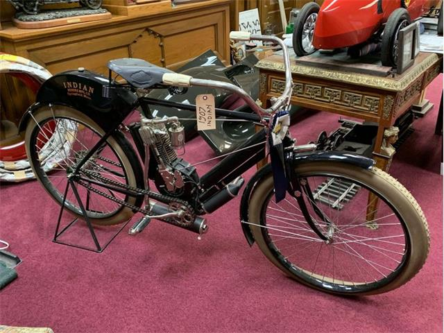 1907 Indian Motorcycle