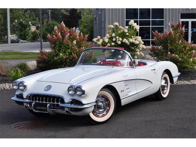 Picture of '59 Corvette - R18O