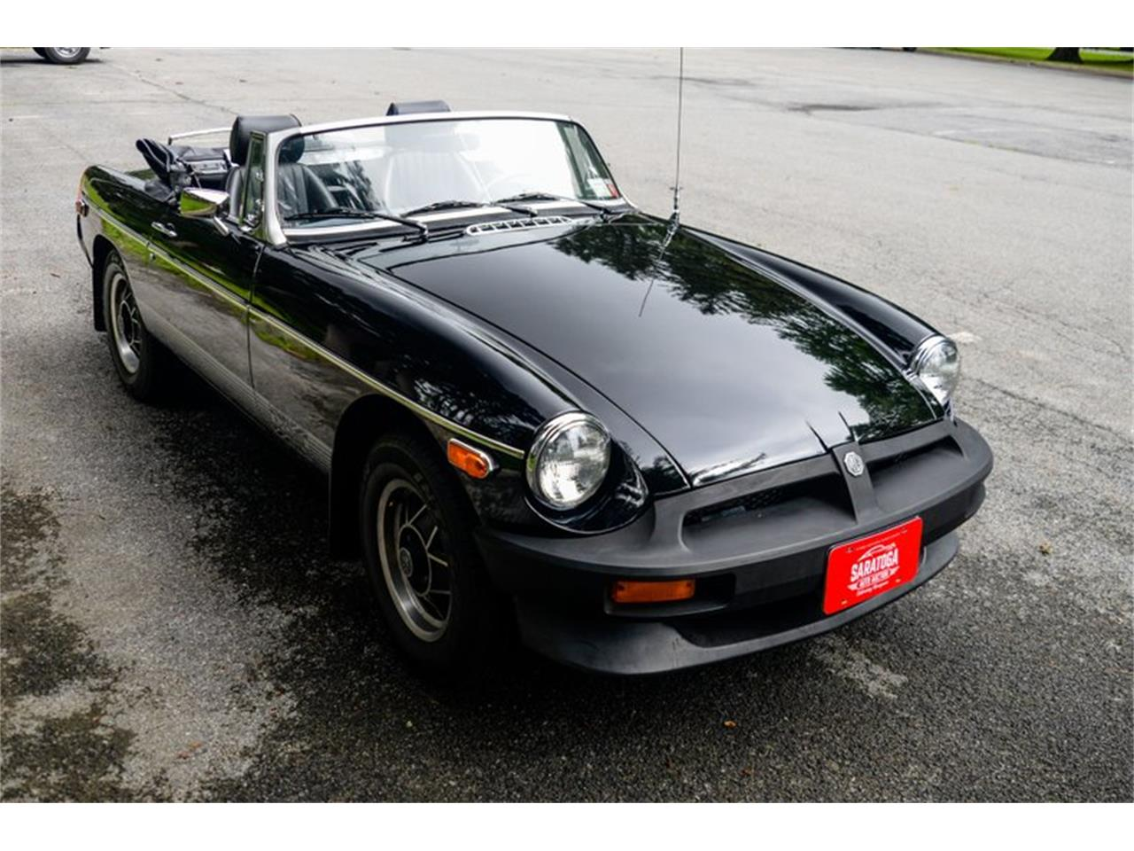 Large Picture of 1979 MGB located in Saratoga Springs New York Auction Vehicle - R18T