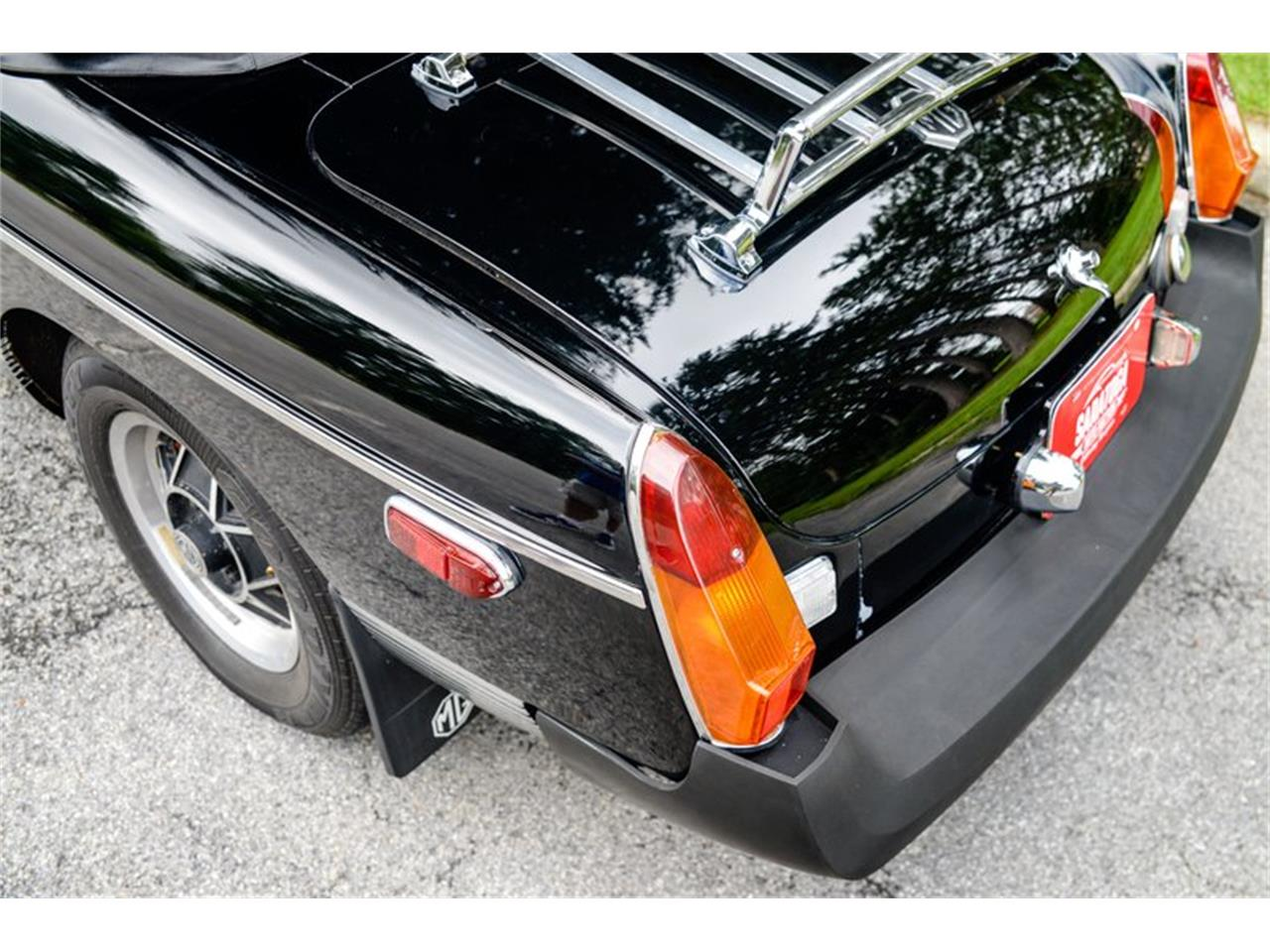 Large Picture of '79 MG MGB Offered by Saratoga Auto Auction - R18T