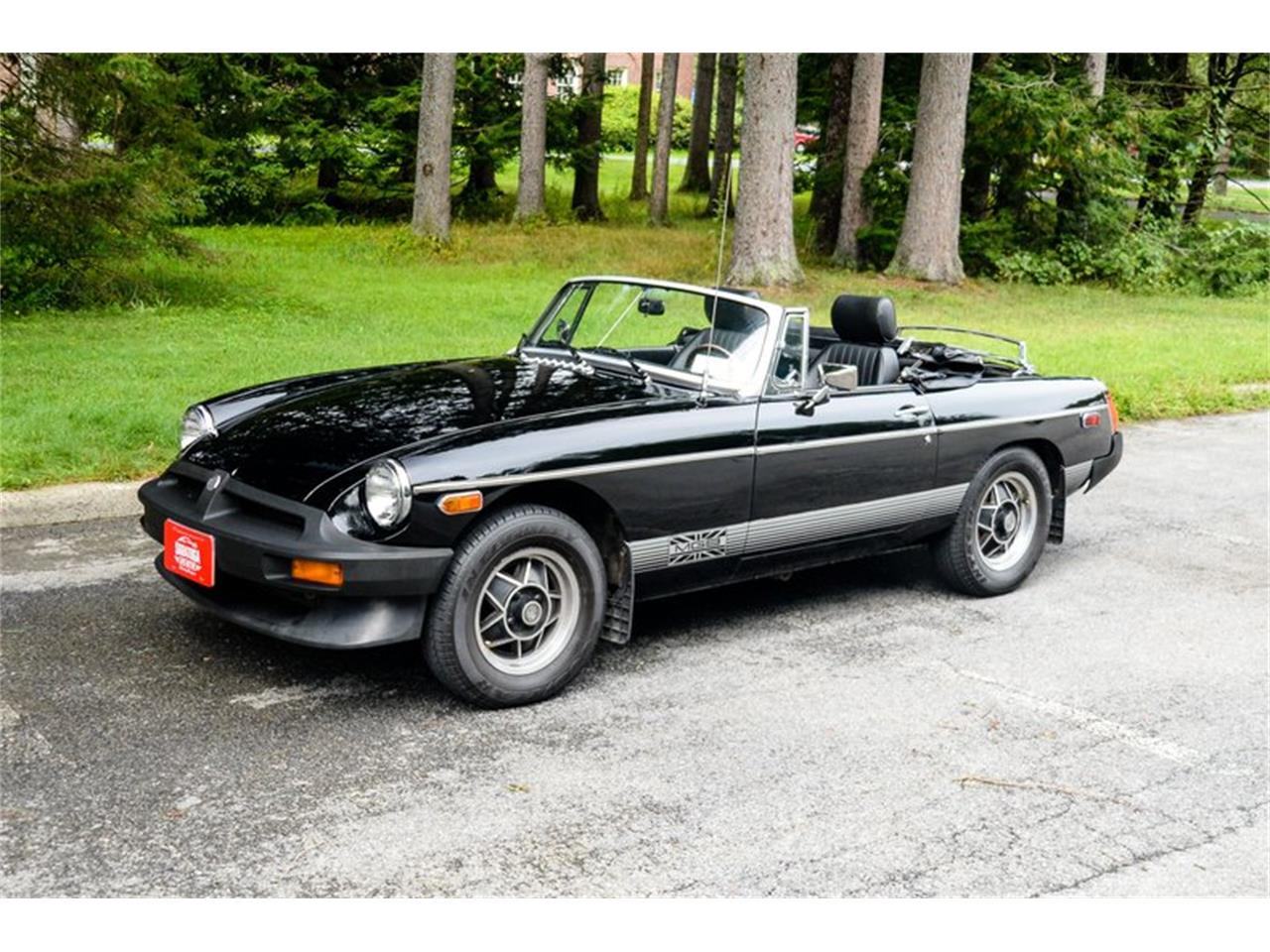 Large Picture of 1979 MG MGB Auction Vehicle Offered by Saratoga Auto Auction - R18T