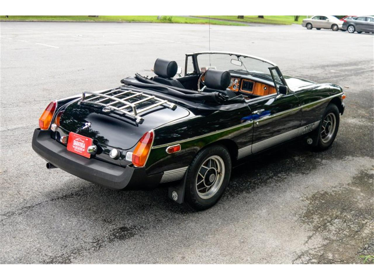 Large Picture of '79 MGB located in Saratoga Springs New York Auction Vehicle - R18T