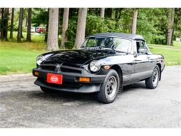 Picture of 1979 MGB located in Saratoga Springs New York Offered by Saratoga Auto Auction - R18T