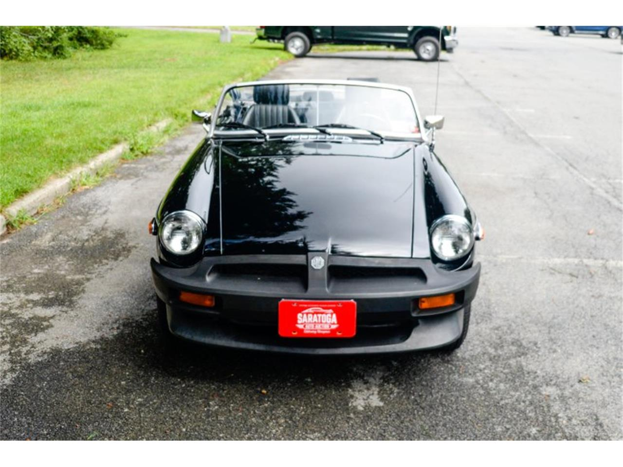 Large Picture of 1979 MGB Auction Vehicle Offered by Saratoga Auto Auction - R18T
