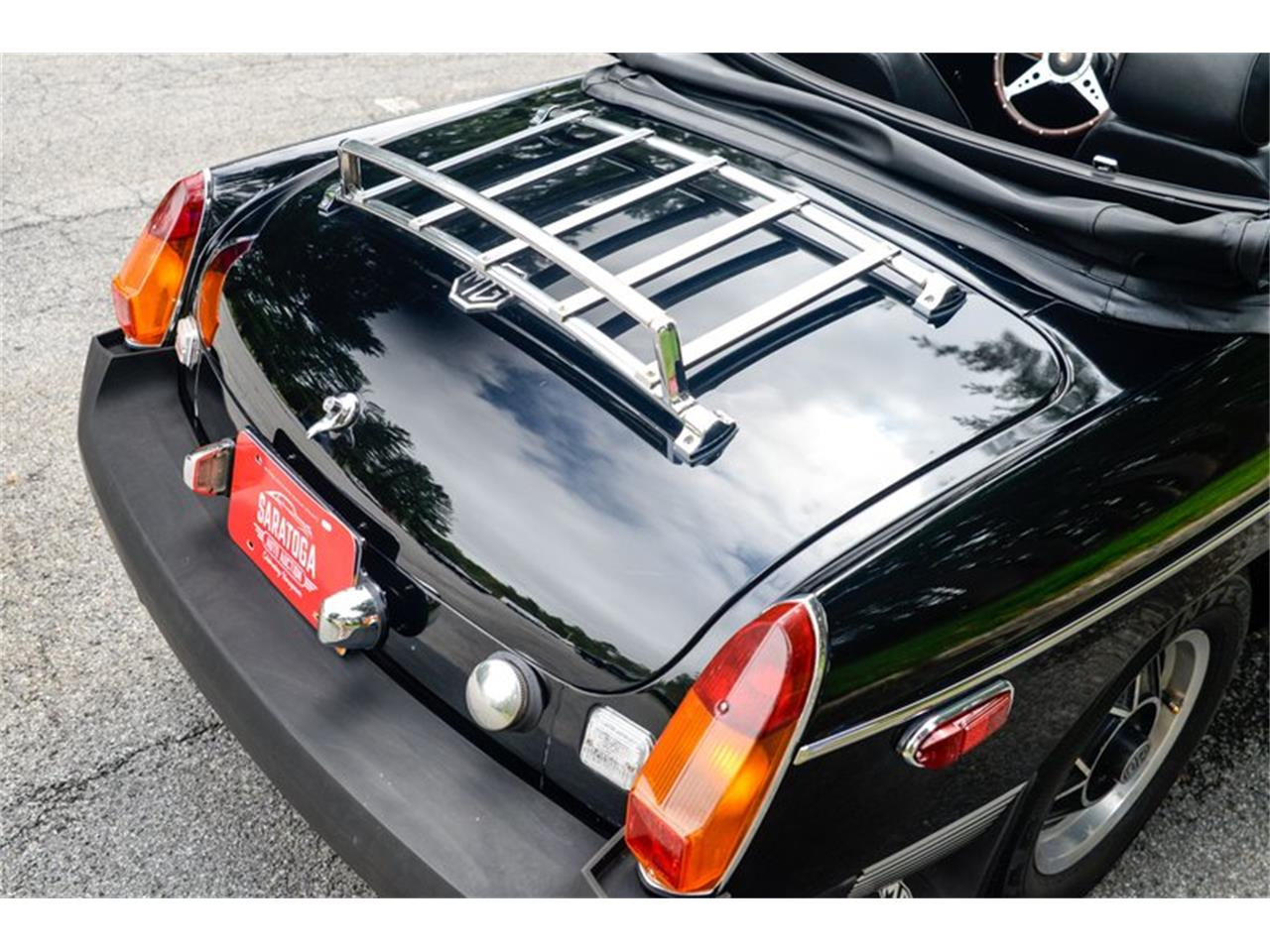 Large Picture of 1979 MGB Offered by Saratoga Auto Auction - R18T