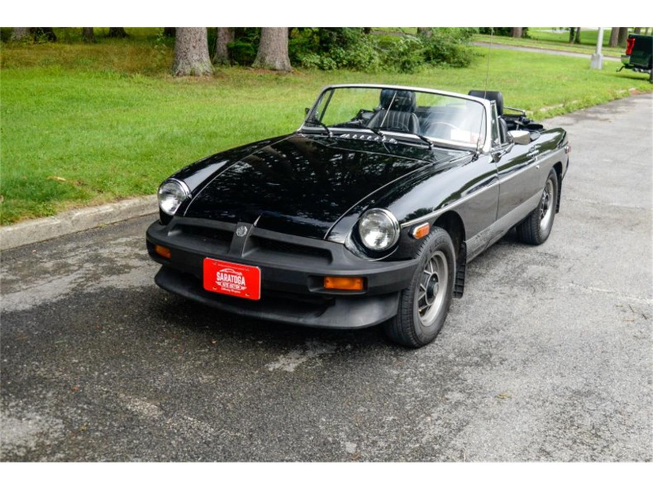 Large Picture of 1979 MGB located in New York Auction Vehicle Offered by Saratoga Auto Auction - R18T
