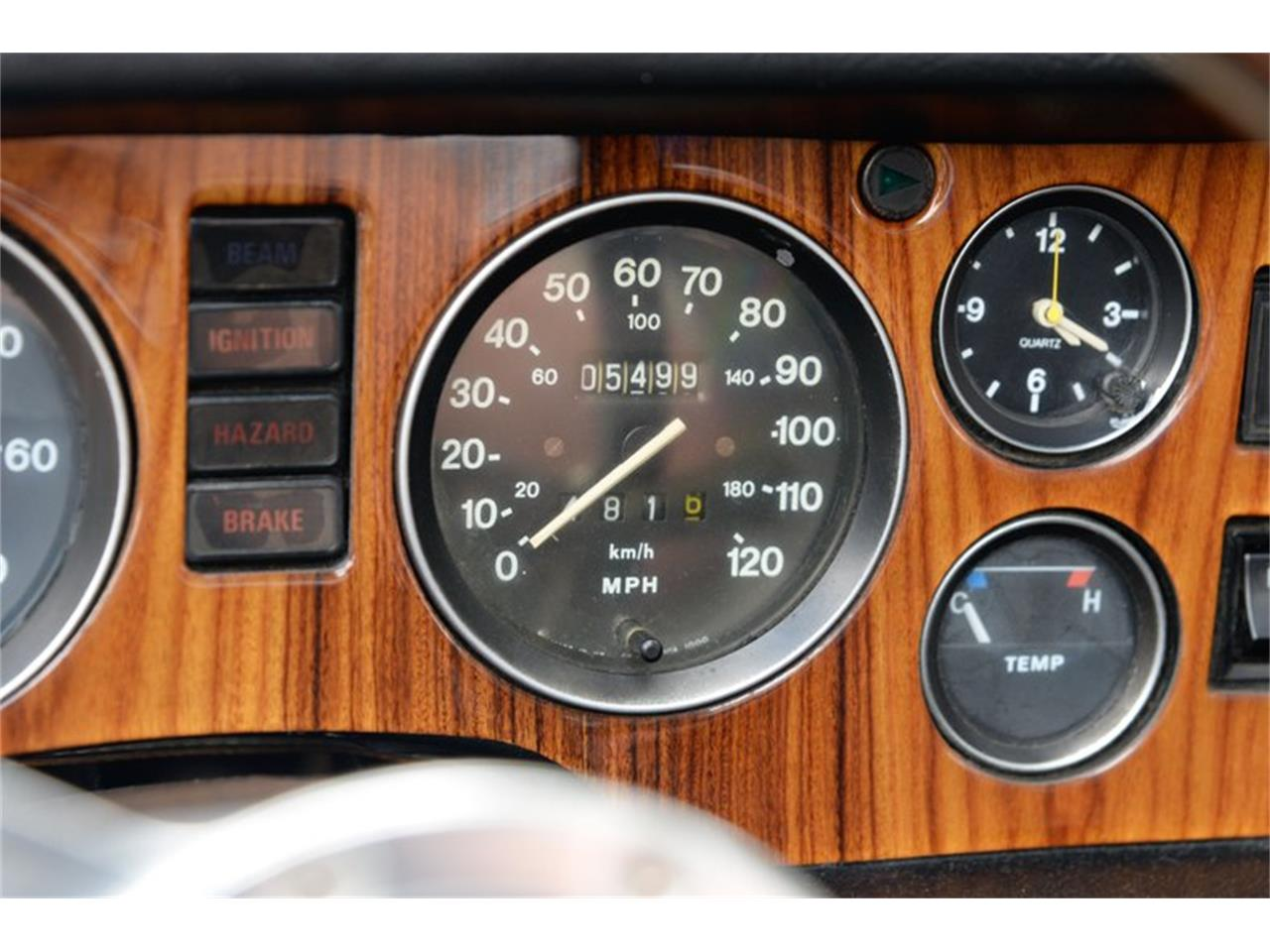 Large Picture of 1979 MG MGB Offered by Saratoga Auto Auction - R18T
