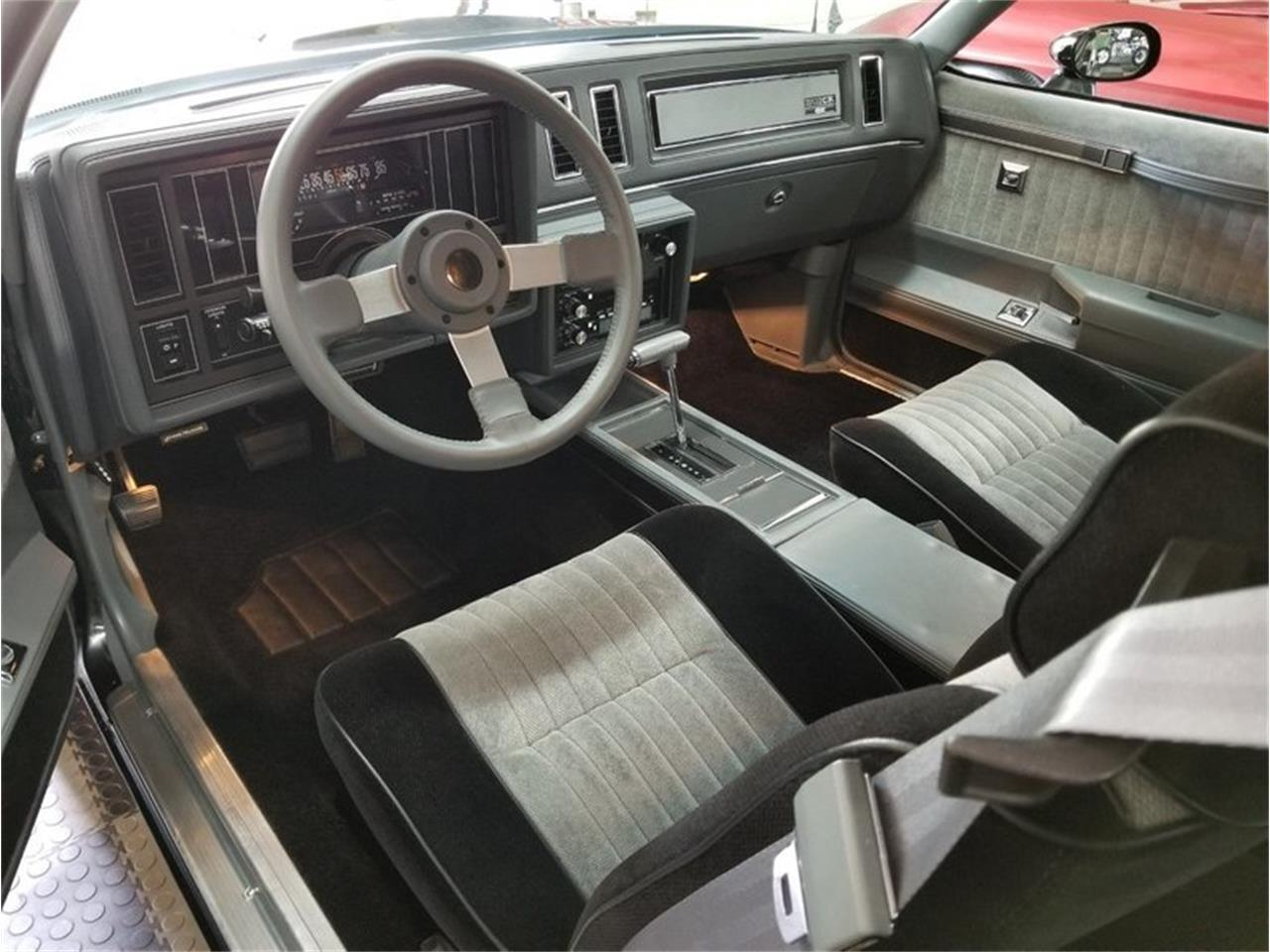 Large Picture of '87 Grand National - R18V