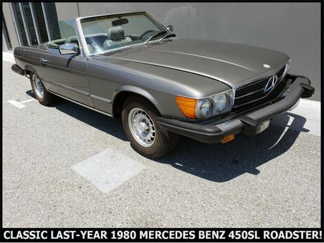 Picture of '80 450SL - R0BT