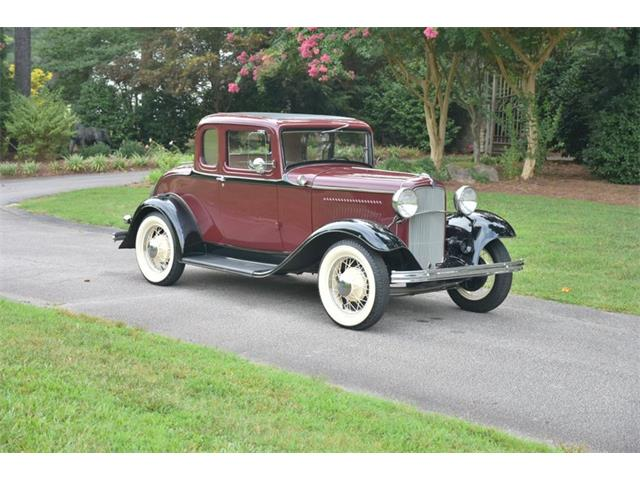 Picture of '32 5-Window Coupe - R1A3