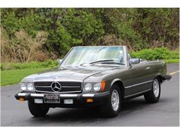 Picture of 1983 380SL located in Saratoga Springs New York - R1AI
