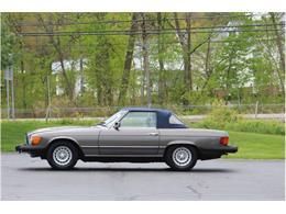 Picture of 1983 380SL located in New York Auction Vehicle Offered by Saratoga Auto Auction - R1AI
