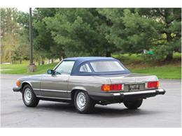 Picture of '83 380SL located in Saratoga Springs New York Offered by Saratoga Auto Auction - R1AI