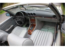 Picture of '83 Mercedes-Benz 380SL located in New York Auction Vehicle Offered by Saratoga Auto Auction - R1AI