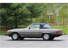 Picture of 1983 380SL Auction Vehicle Offered by Saratoga Auto Auction - R1AI