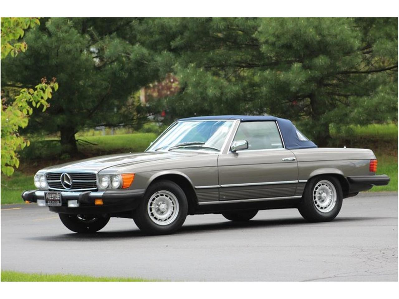 Large Picture of 1983 Mercedes-Benz 380SL - R1AI