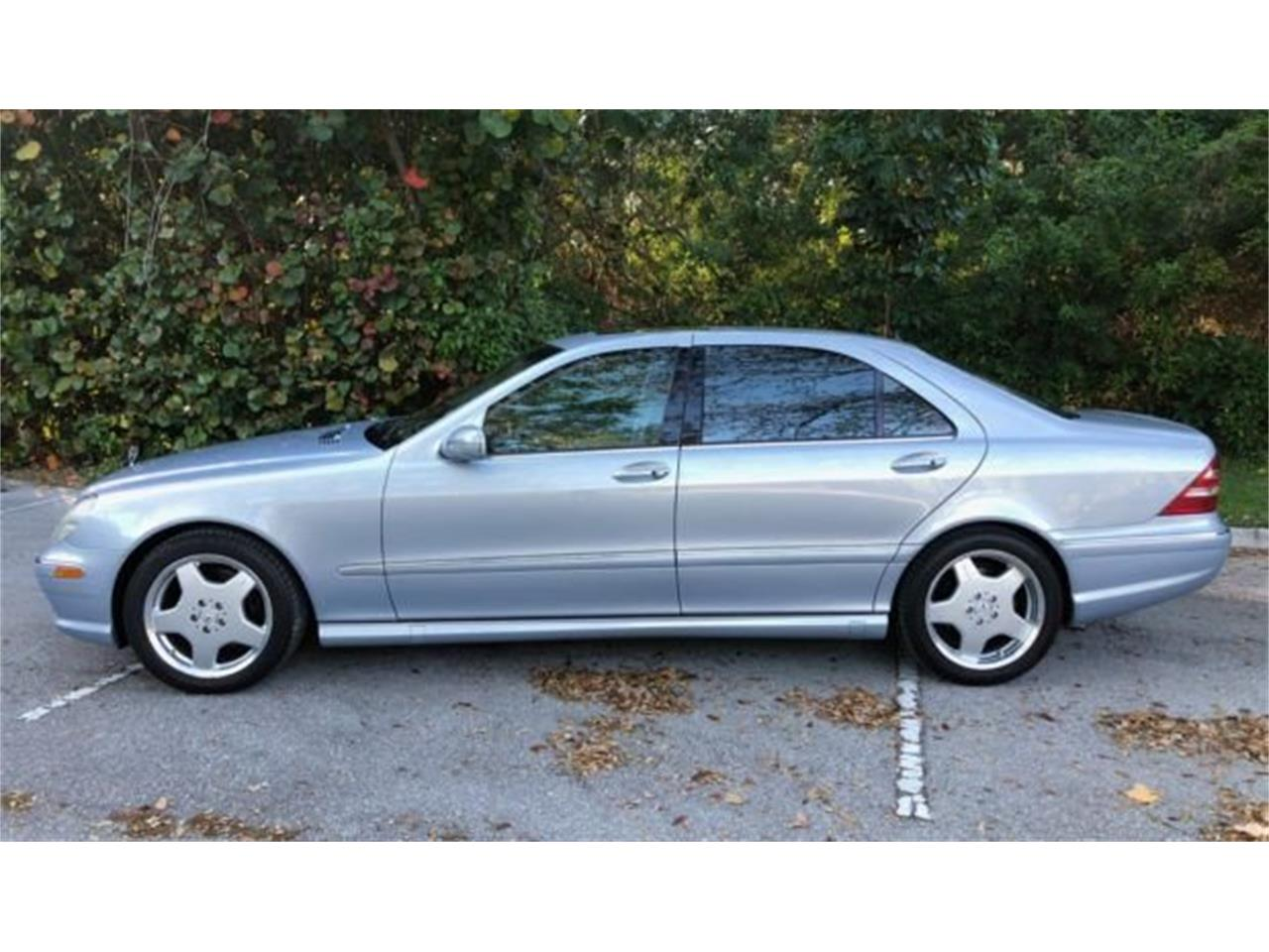 Large Picture of 2002 Mercedes-Benz S500 - R1AK