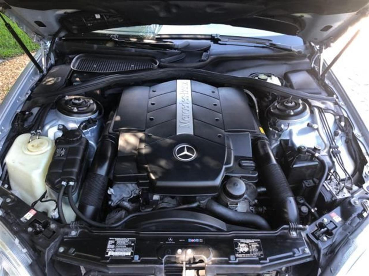 Large Picture of '02 S500 Auction Vehicle - R1AK