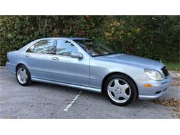 Picture of '02 S500 Auction Vehicle Offered by Saratoga Auto Auction - R1AK