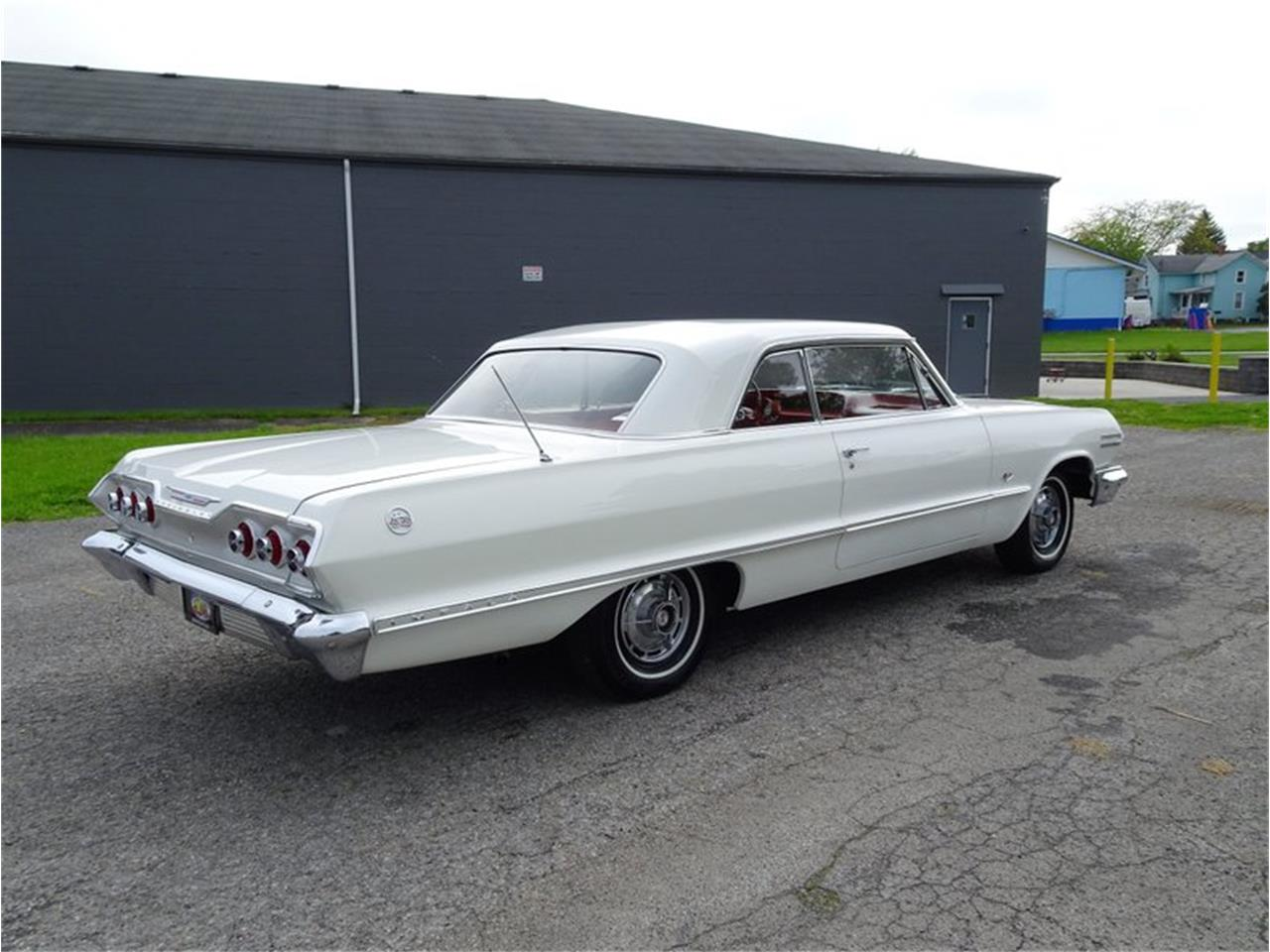 Large Picture of '63 Impala located in New York Offered by Saratoga Auto Auction - R1AQ