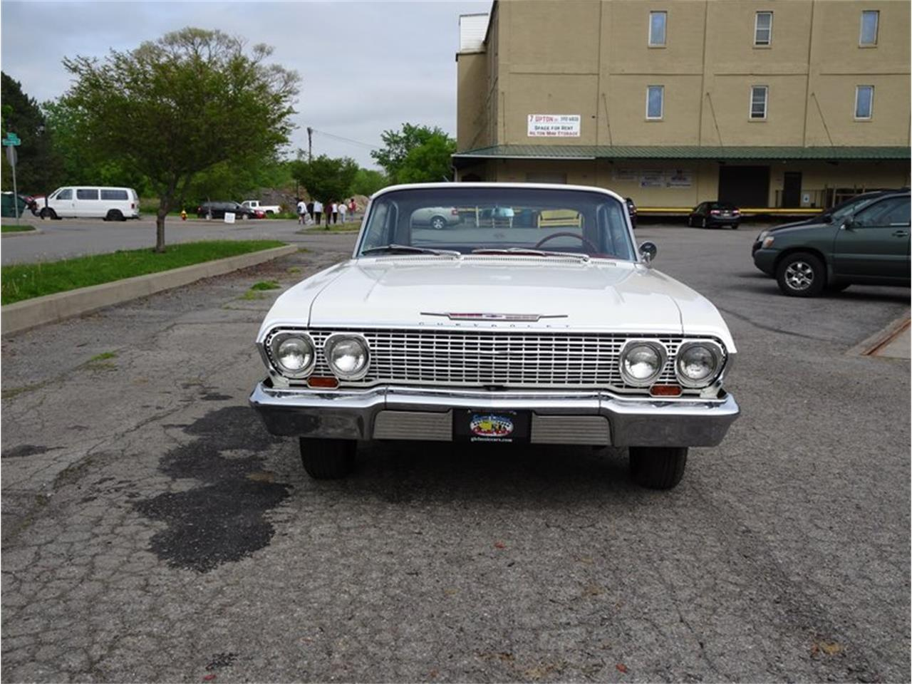 Large Picture of 1963 Impala Auction Vehicle Offered by Saratoga Auto Auction - R1AQ