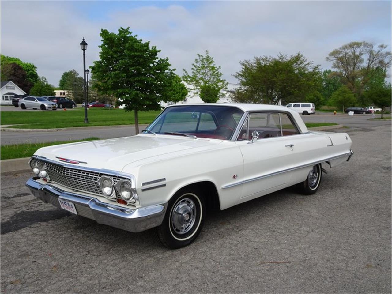 Large Picture of 1963 Chevrolet Impala Auction Vehicle - R1AQ